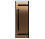 Doors for saunas